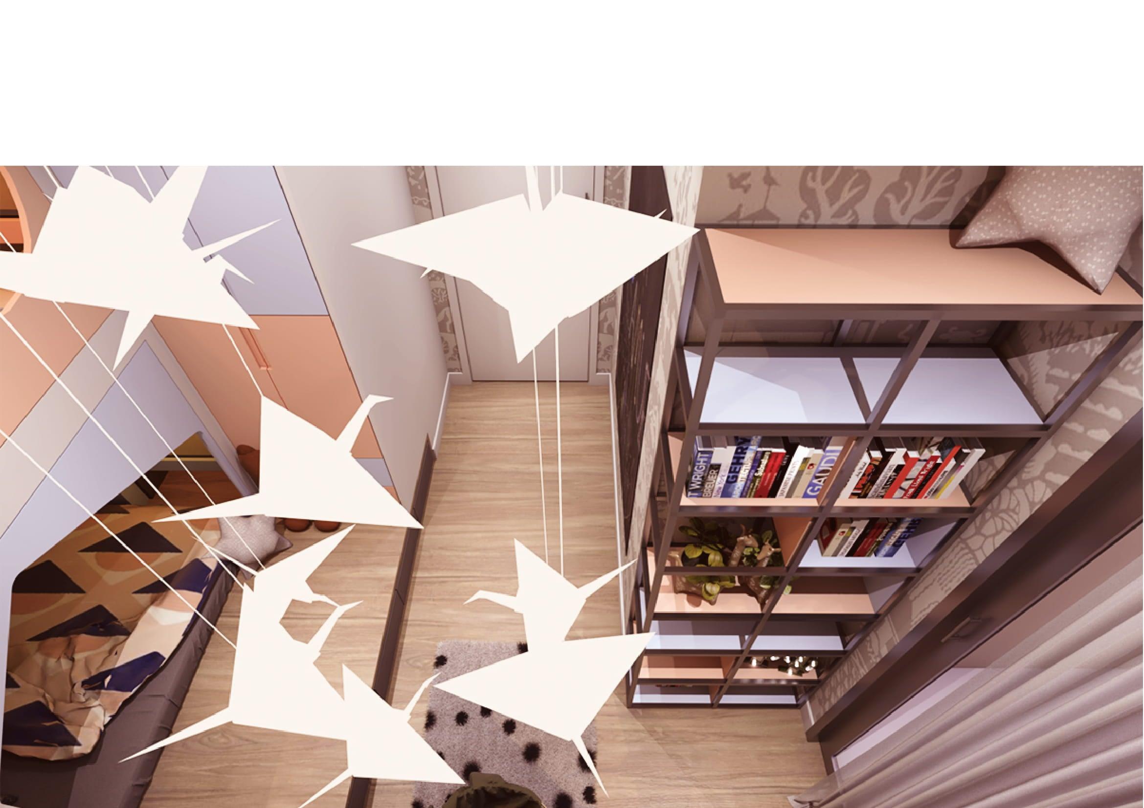 bố trí sắp xếp nội thất nhà chị Huyền Linh
